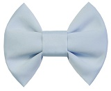 Satin bowties for dogs